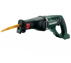 Scie sabre METABO - ASE 18 LTX Pick+Mix (sans batterie ni chargeur) - 602269850