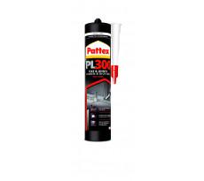 Colle fixation PL300 PATTEX - 410 g blanc - 1506659
