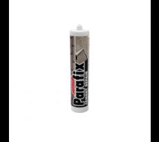 Mastic Parafix 310 ml DL CHEMICALS - structure crépis gris ciment réparation fissures/trous - 0300024001