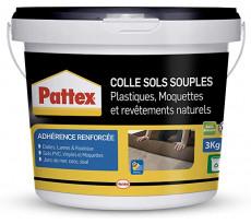 Colle sols souples PATTEX - seau 5kg - 2703571