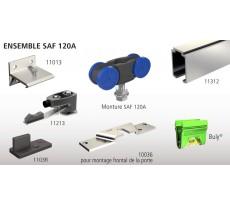 Garniture SAF120A-2 MANTION pour porte 120 kg - SAF120A-2