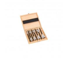 Coffrets de 8 mèches à bois plates MILWAUKEE - Ø 12 à 32 mm - lg 152 mm - 4932352504