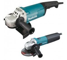 Ensemble de 2 meuleuses MAKITA - GA9060 Ø230mm 2200W + 9565CR Ø125 mm 1400W - LOT0061