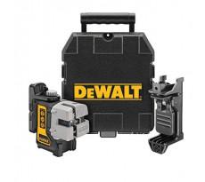 Laser multi-ligne DEWALT - support magnétique + malette de transport - DW089K