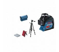 Laser GLL 3-80 BOSCH 3 plans + avec trépied BT150 - 06159940KD