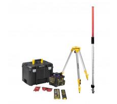 Pack investissement niveau rotatif RL600L (Li-Ion) STANLEY - FMHT77224-1