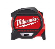 Mètre ruban magnétique premium MILWAUKEE - 8m - 48227308
