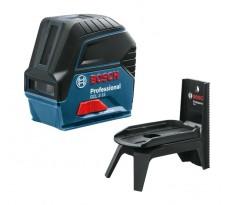 Laser BOSCH GCL2-15 - Combiné lignes et point - 15 m - 0601066E00