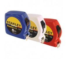 Mètre double marquage STANLEY 5m x 19mm Powerlock Classic ABS - STHT81536-0