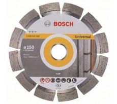 Disque à tronçonner diamanté Expert for Universal 150X22,23 mm BOSCH 2 608 602 566