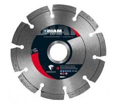 Disque Diamant Ø125 MM Pour le Béton, Matériaux tendres et abrasifs - TRA125