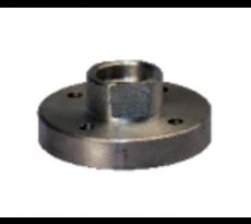 Flasque aluminium M14 pour Ø115 ou 125 mm DIAM - FD14115/125