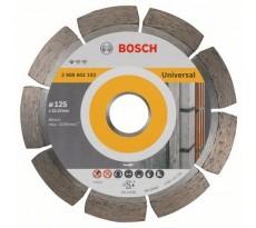 Disque à tronçonner diamanté BOSCH D Pro Universel ECO MAT Construction - 26086