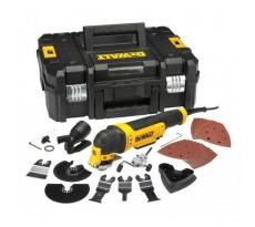 Multi-Cutter DEWALT 300 W Filaire + Accessoires Coffret T-STAK - DWE315KT