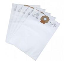 Sacs à poussière tissu AS30/42 MILWAUKEE - 5 pièces - 4932459689