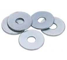 Rondelle large acier zingué OMNIVIS SA - QPE08383