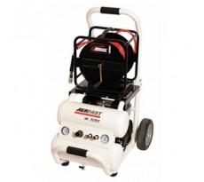 Compresseur AC24016 silencieux sans huile + Enrouleur 30 m AERFAST - 8000366