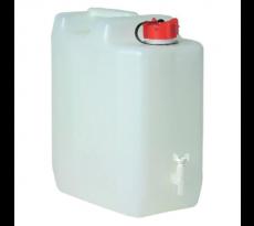 Jerrican alimentaire ALGI - 20L - avec robinet - 7510020