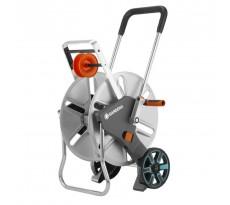 Dévidoir sur roues Aquaroll L Easy Metal GARDENA - 18550-20