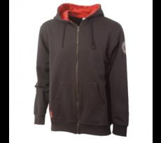 Sweat-shirt à capuche zippé - BOSSEUR - TSD0002