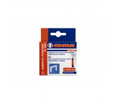 Boite de 1000 agrafes EDMA Spécial Puncher - 14 mm - 231955