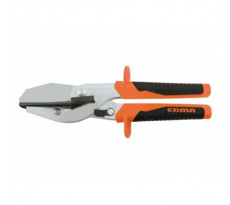 Cisaille à onglet Multi-Coup Extra EDMA 61 mm - 071055