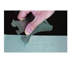 Tracette à zinc EDMA - 36155