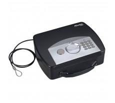 Coffre-fort à combinaison électronique MASTERLOCK portable et compact - P008EML