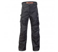 Pantalon multitravaux BOSSEUR Harpoon 3 Noir - 11110