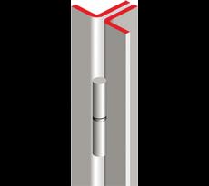 Barre de pivotement H2200 DEVISMES - 10293