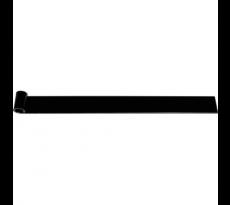 Penture doite TORBEL - non percée - finition cataphorèse - Ø20mm - 50x8mm - 1158
