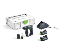Perceuse Visseuse FESTOOL 10.8V CXS PLUS - 564531