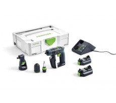 Perceuse Visseuse FESTOOL 10.8V CXS SET - 564532