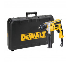 Perceuse à percussion DEWALT - 650W 13MM - DWD024KS