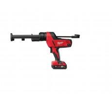 Pistolet à mastic MILWAUKEE C18 PCG310c-201B 18V 2.0Ah - Cartouche 310ml - 4933441310