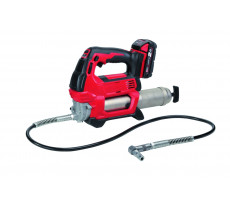 Pompe à graisse MILWAUKEE M18GG-201C 18V - 1 Batterie 18V 2.0Ah, chargeur, sacoche - 4933440490