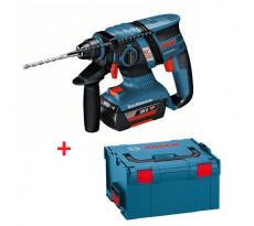 Perforateur SDS-Plus BOSCH GBH 36V-EC Compact 2.0Ah Li-Ion L-Boxx - 0611903R0H