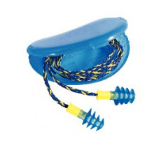Bouchons d'oreilles avec cordelette HONEYWELL - 1011282 -