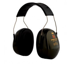 Casque anti-bruit 3M Optime III Peltor H540A Noir - H54001