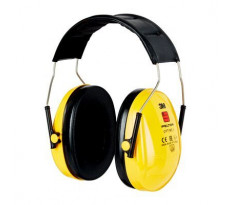 Casque antibruit 3M Peltor Optime I H510A-401-GU Jaune - H51001