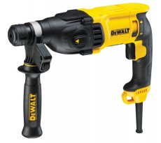 Perforateur SDS-Plus 800W 2.6J DEWALT - D25133K