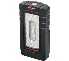 Lampe portable BRENNENSTUHL LED 4+1 LED rechargeable HL 2-00 en façade 4 LED 200 lm, en frontal 1 LED 80 lm - 9170300200