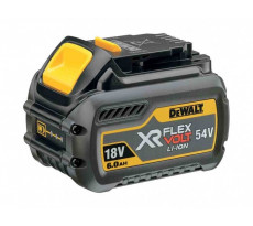Batterie 54V XR Flexvolt DEWALT - 6.0Ah - DCB546