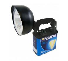 Projecteur LED 4W VARTA -pile 6V 4LR25/2 comprise - 18660101421