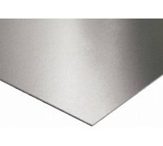 Tôle inox 304L 8/10 KDI - 2m x 1m