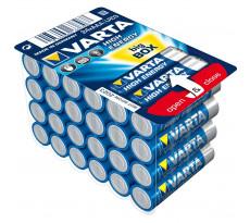 Pile alcaline 1.5V AAA Longlife VARTA - boîte de 24 - 4 903 301 124