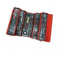 Caisse à outils KRAFTWERK métallique 106 outils - 3036