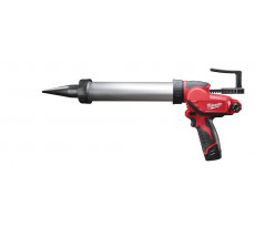 Pistolet à colle MILWAUKEE M12 PCG 400A-201B