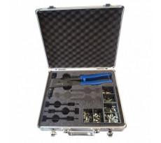 Coffret pince à main pour écrous aveugles + écrous crantés SCELL-IT - E-360NH-S