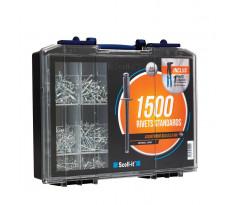 Coffret 1 pince + 1500 rivets SCELL-IT - COF001